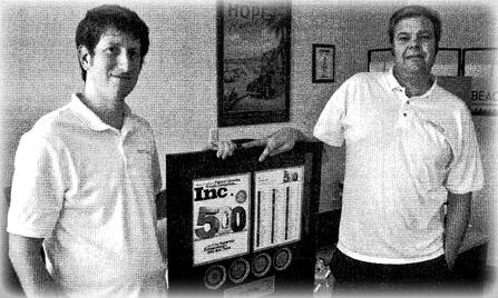 Dan Engel and Tim Dir